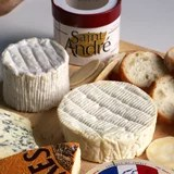 What is the Distinction Between Brie and Camembert Cheese?