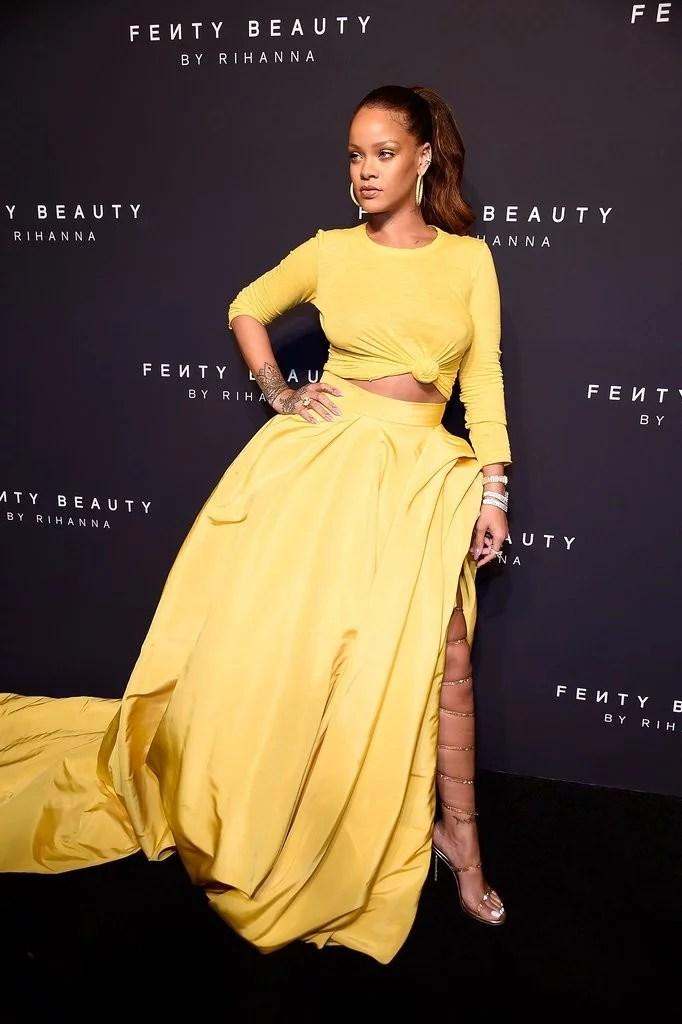 Heavy 2017 Body Rihanna
