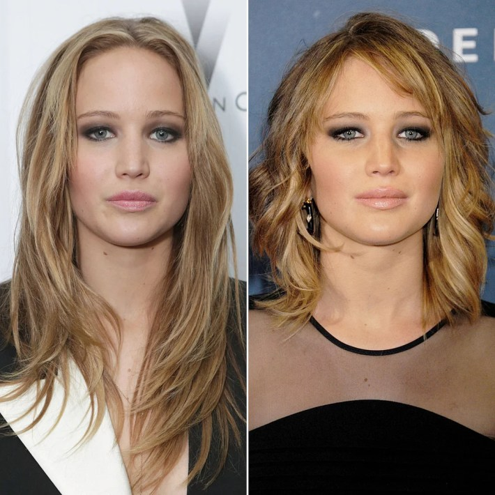 celebrity hair before and after pictures | popsugar beauty australia