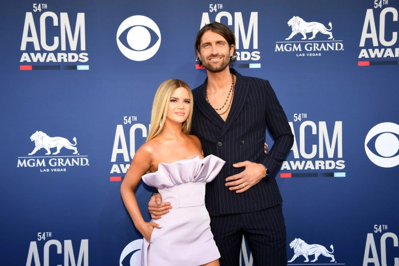 """Maren Morris and Ryan Hurd Are Expecting Their First Child: """"See You in 2020, Little One"""""""
