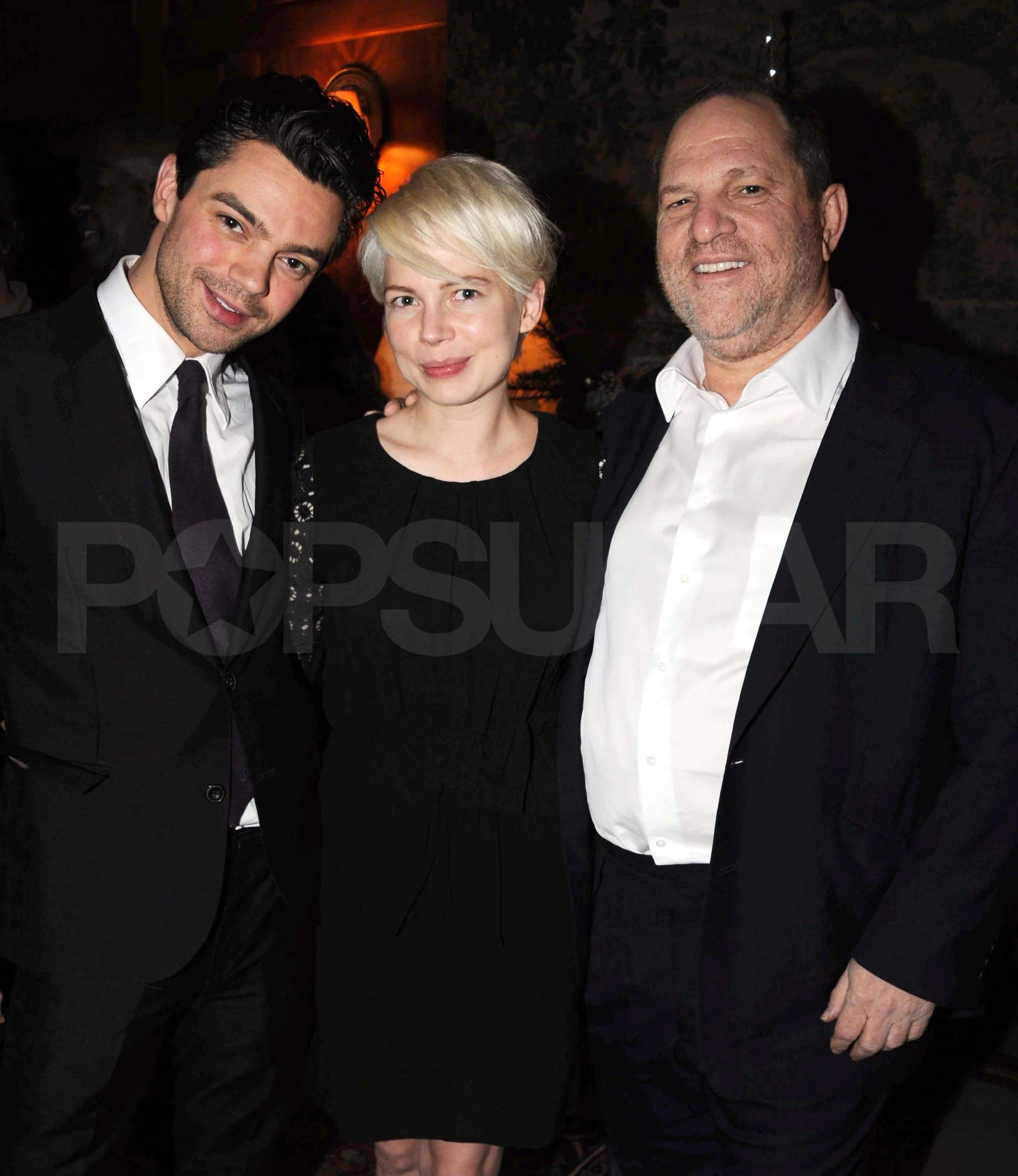 Pictures Of Michelle Williams Dominic Cooper Harvey