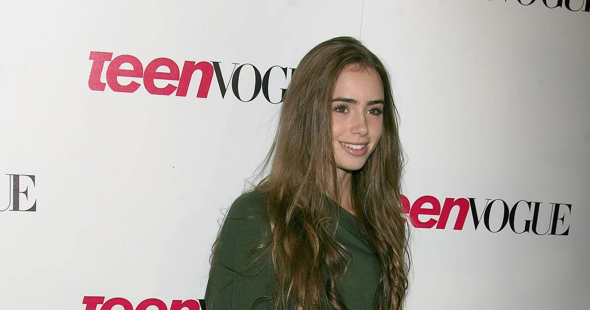 """Lily Collins Opens Up About Her Mental Health as a Teen to Comfort Fans: """"We're Not Alone"""""""