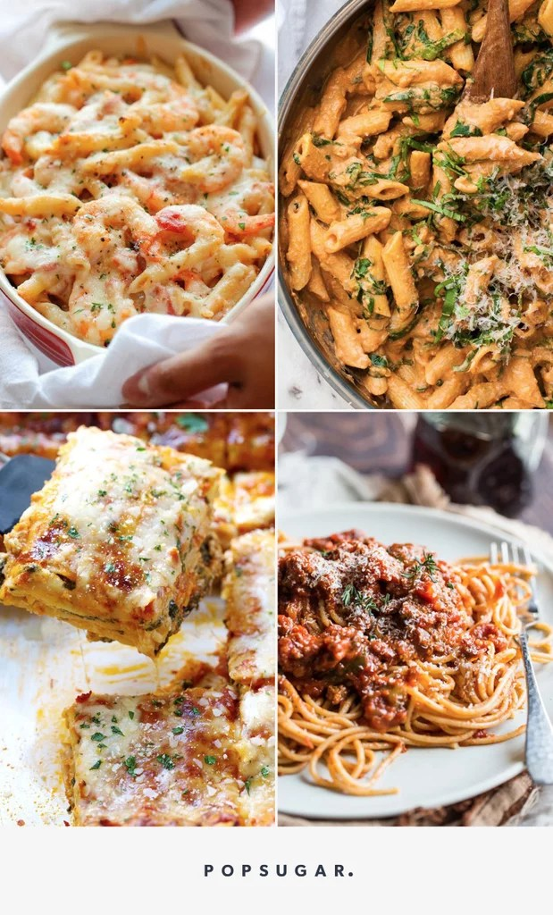 Giadas Best Pasta Recipes POPSUGAR Food