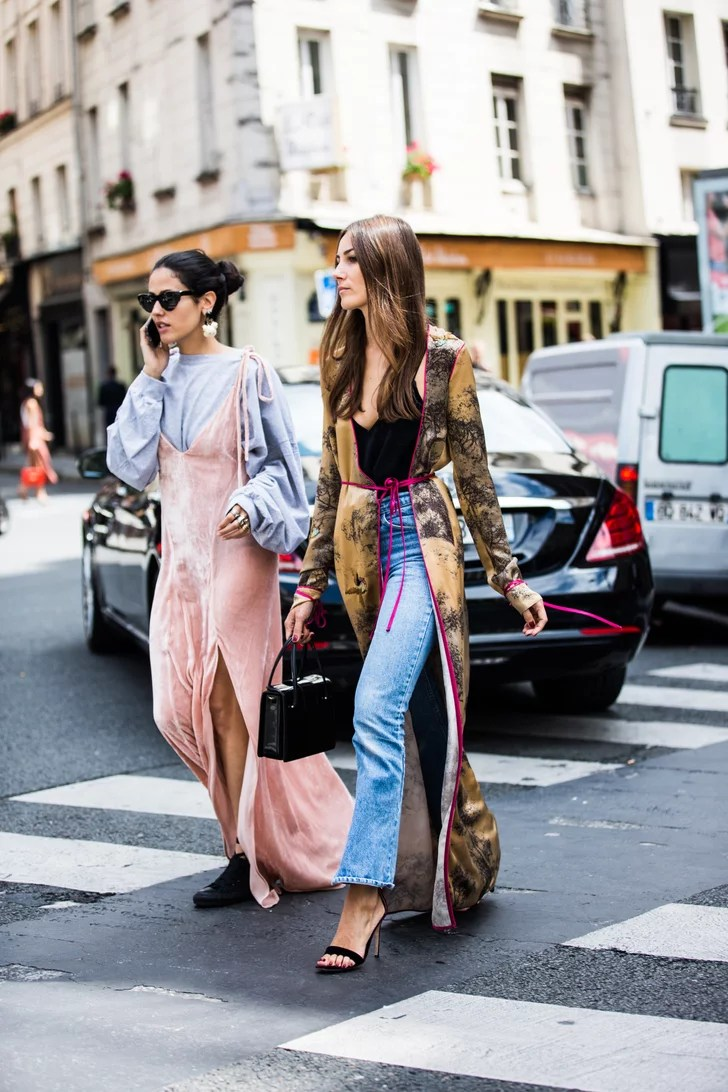 PS And What About Parisian Style The Difference Between Street Style In Sydney And Paris