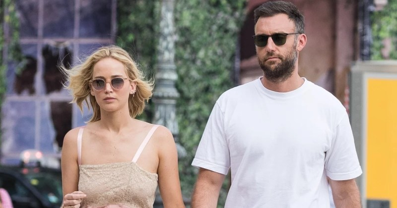 Jennifer Lawrence Is Married to Cooke Maroney!