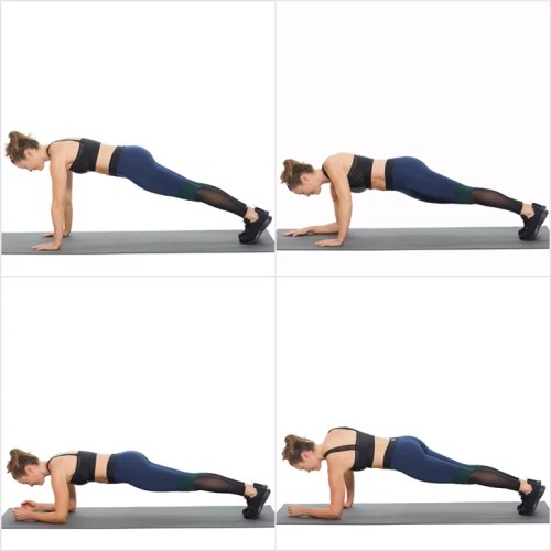 Up&Down Plank