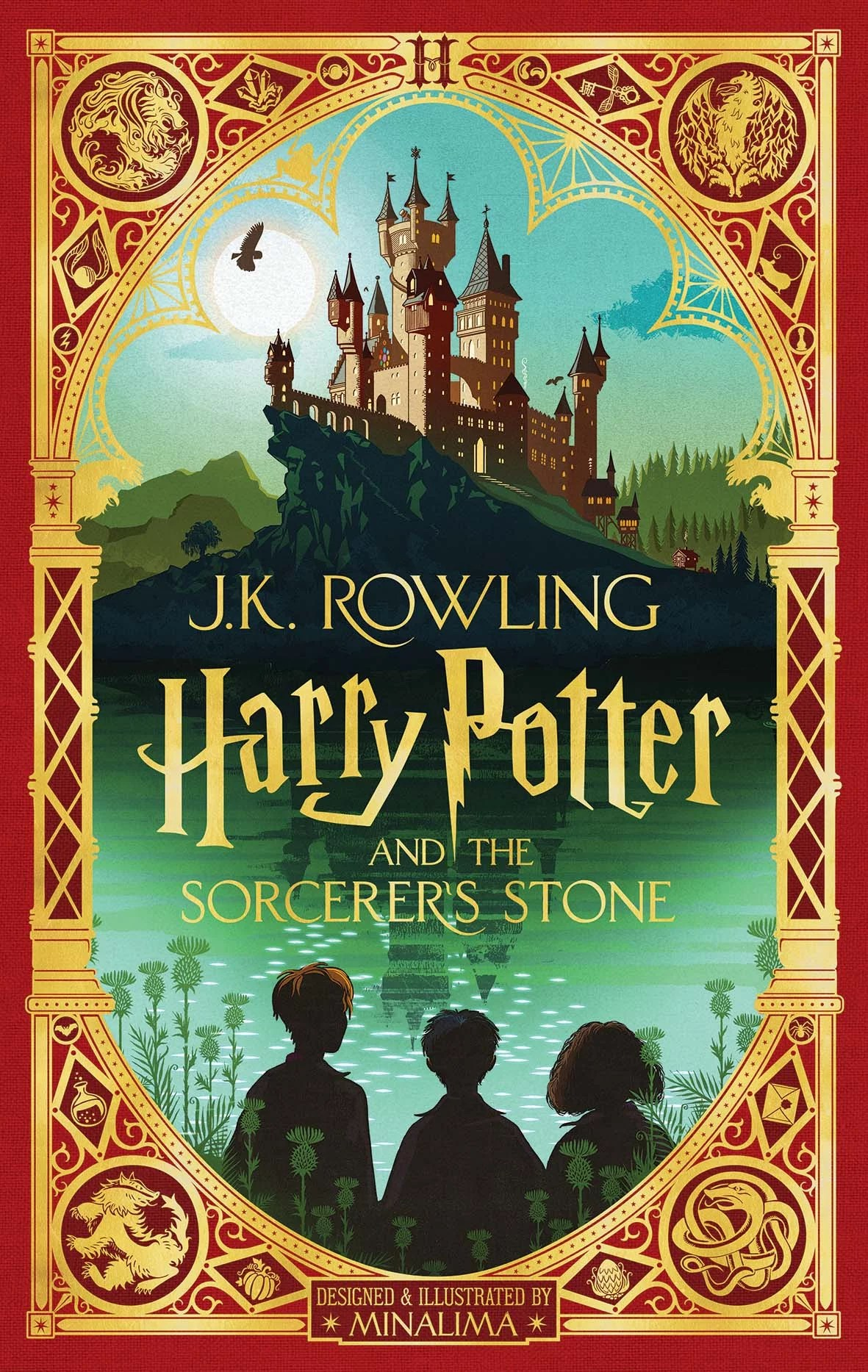 New Edition Of Harry Potter And The Sorcerer S Stone