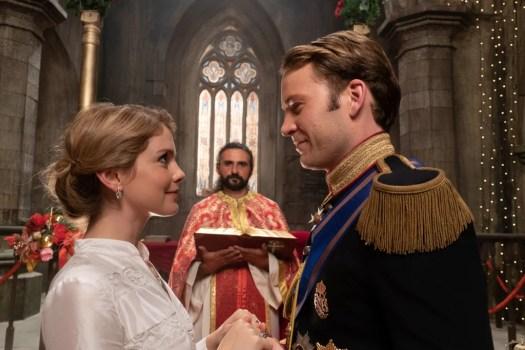 Image result for a christmas prince royal wedding