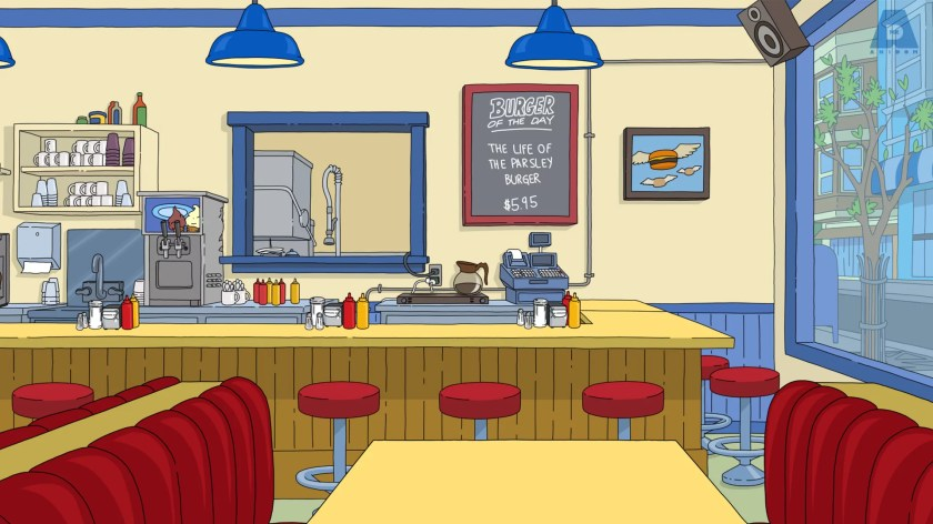 Bob's Burgers Zoom Background | Transport Yourself to Hogwarts ...