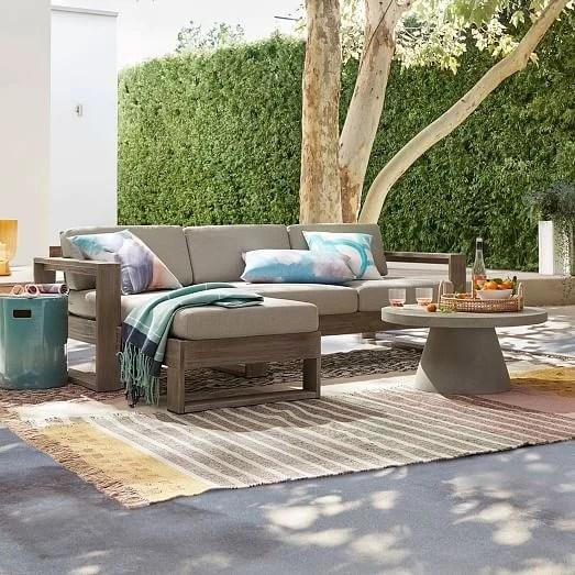 best outdoor furniture from west elm