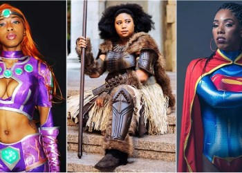 16 Black Cosplay Queens Who Will Give You Inspiration For Comic-Con and Beyond