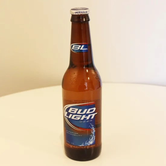 Content Bud Light Beer Alcohol