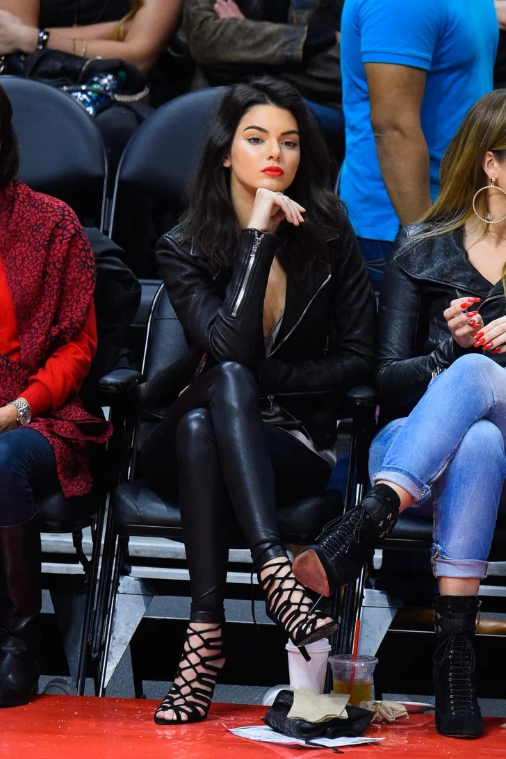 Kylie Jenner Puma Shoes Red