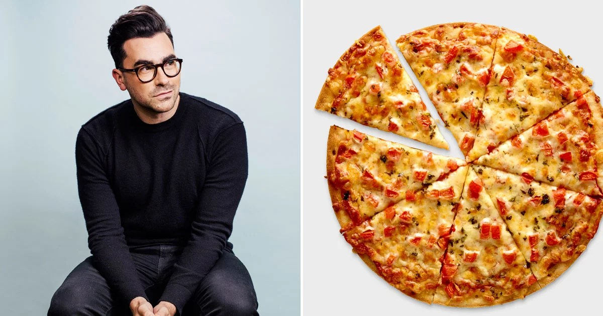 Dan Levy Shared His Go-To Cauliflower Pizza Recipe, and Caf Tropical Should Add It to Their Menu