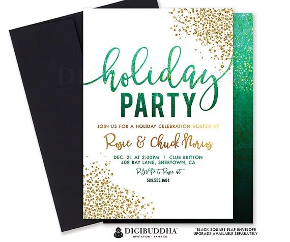 holiday save date template word