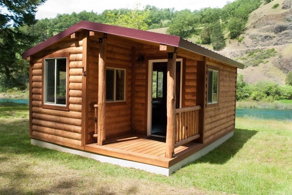 The Birdwatcher: Prefabricated Cabin