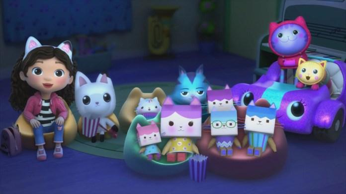 Season 2 Trailer and Photos For Gabby's Dollhouse on Netflix   POPSUGAR  Family
