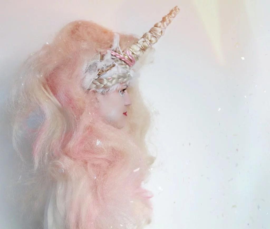 Unicorn Braid Hair Trend POPSUGAR Beauty