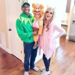 The Best Halloween Costume Ideas For Families Of Three Popsugar Family