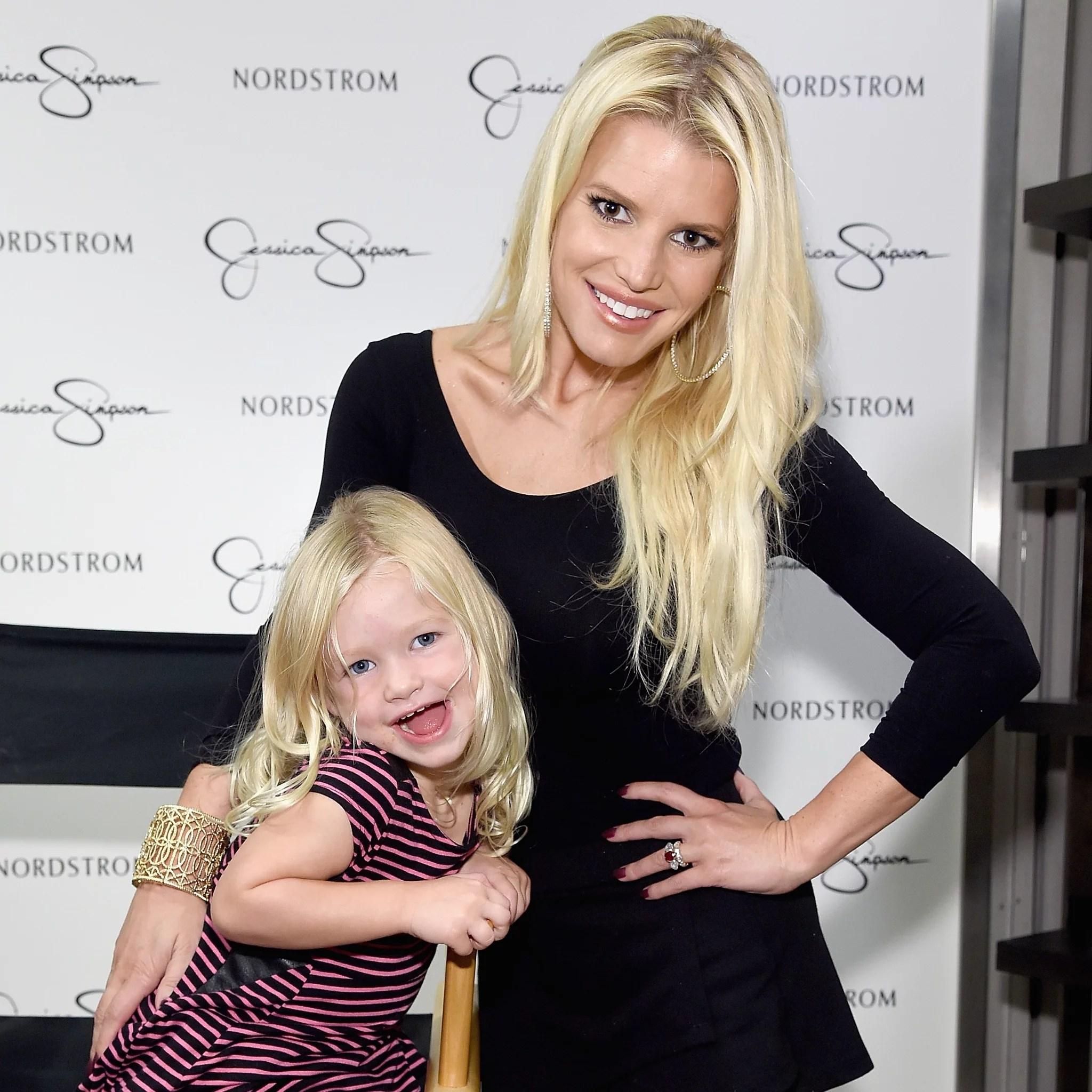 Image result for jessica simpson baby