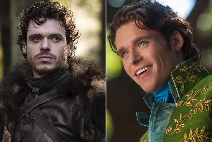 Richard Madden | Game of Thrones Cast Out of Costume ...