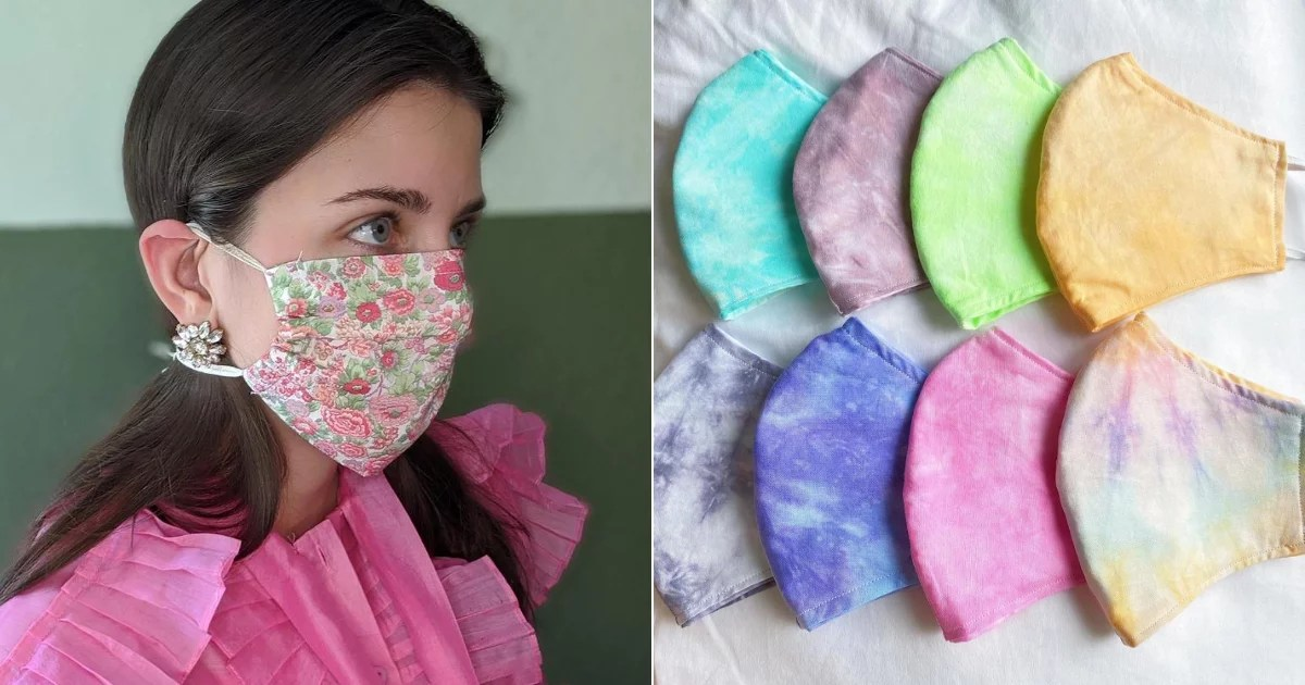 The 56 Best Fabric Face Masks to Shop Online