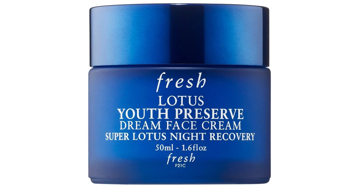Fresh Lotus Youth Cream