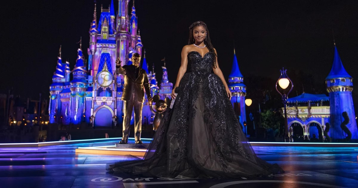 , Halle Bailey Is the Halloween Princess of My Dreams in This Twinkly Black Ball Gown, Nzuchi Times National News