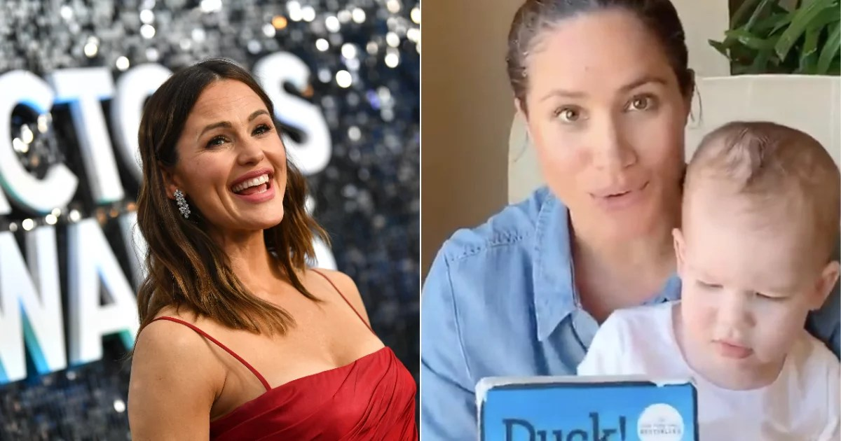 Meghan Markle Was Shamed Over a Video of Archie, but Jennifer Garner Will Have None of That, Thanks