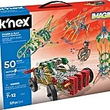 K'Nex Imagine Power & Play Motorized Building Set Building Kit
