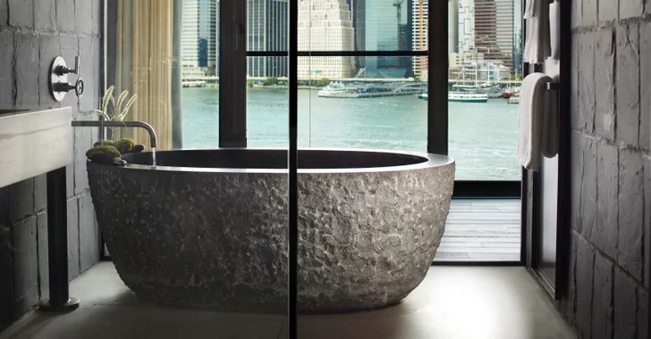 Best Hotel Bathtubs POPSUGAR Home