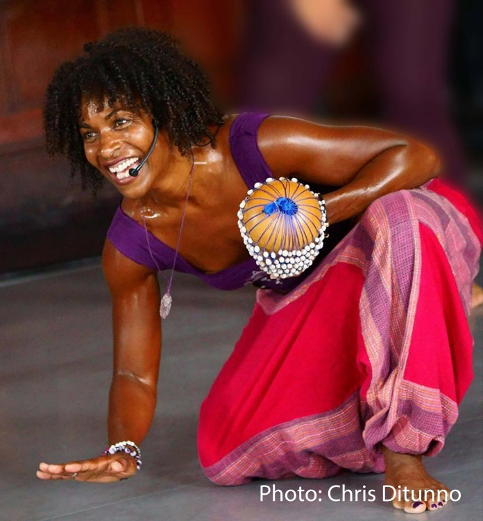 What Is Afro Flow Yoga?