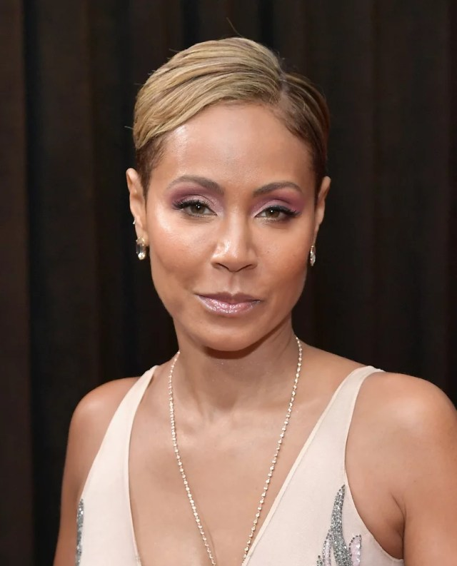 jada pinkett smith | hair and makeup at the 2019 grammys