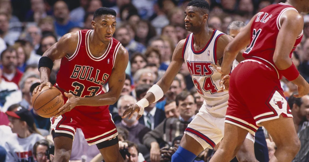 Scottie Pippen Eventually Got His Due, With His NBA Earnings Surpassing Even Michael Jordan