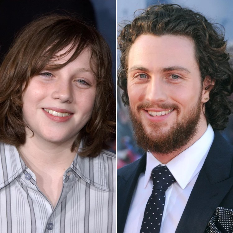 Aaron Taylor-Johnson From Child Star to Hot Actor ...