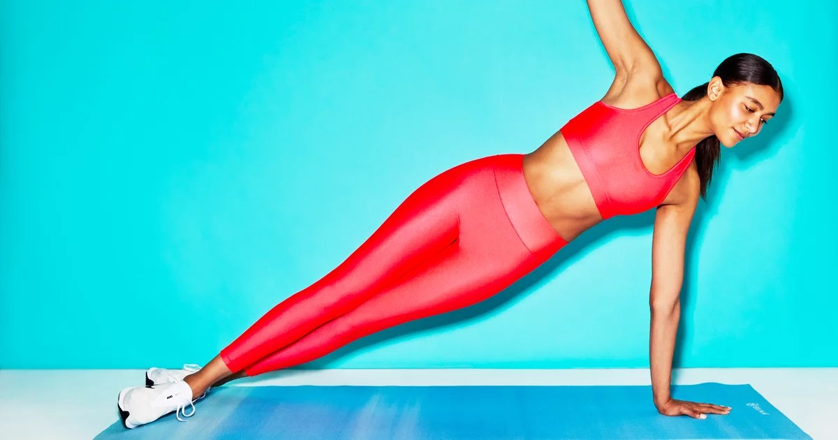 3 Tips For a Stronger Side Plank