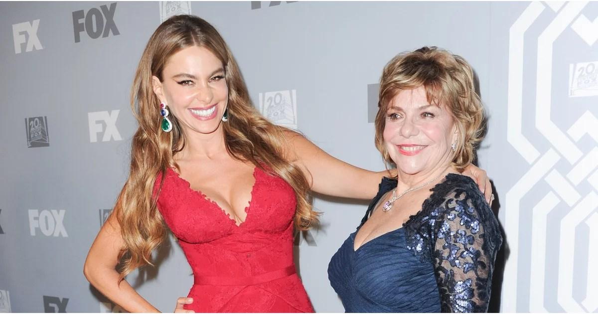 Photos Of Sofia Vergara And Her Mom POPSUGAR Latina