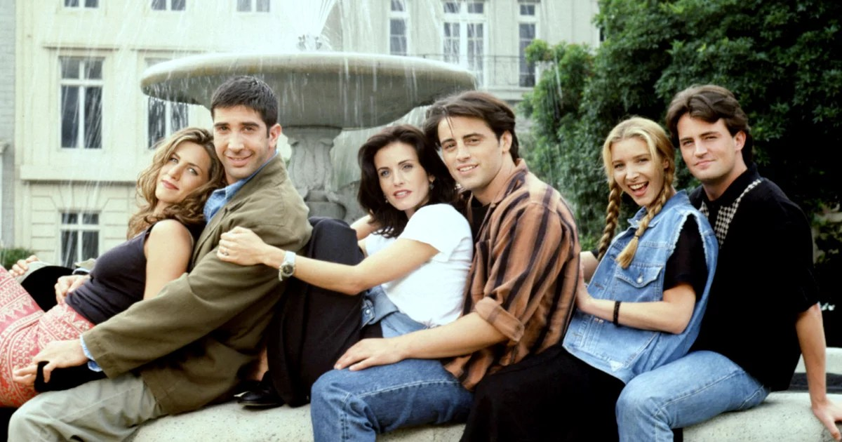 The Friends Cast Is Officially Reuniting For an HBO Max Particular!