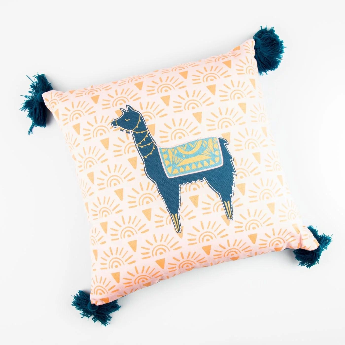 cute decorative pillows popsugar home