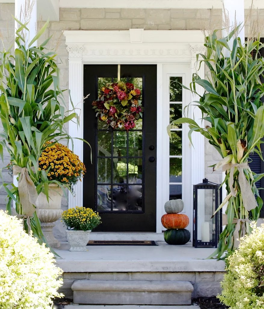 How to Decorate Your Porch For Fall   POPSUGAR Home How to Decorate Your Porch For Fall
