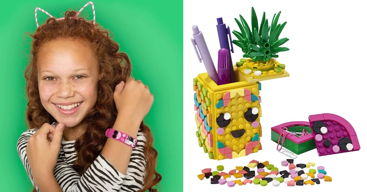 Legos Newest Product Is a DIY Arts and Crafts Line Called Dots
