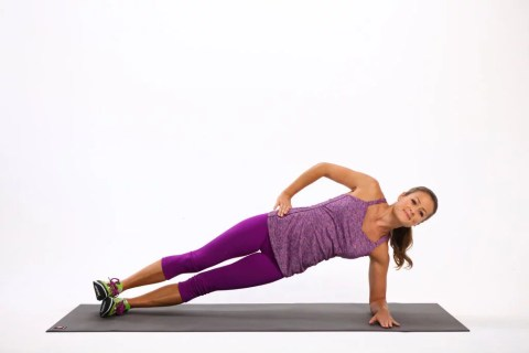 Side Plank | The 3 Exercises You Need For a Healthy Back and ...