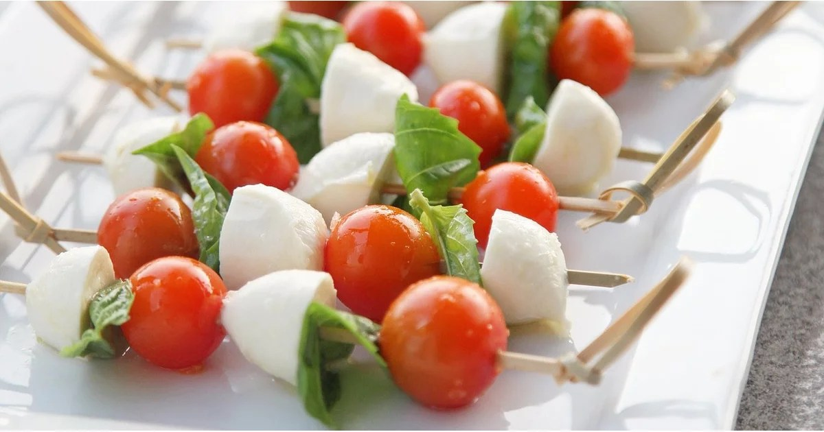 Italian Appetizer Recipes POPSUGAR Food