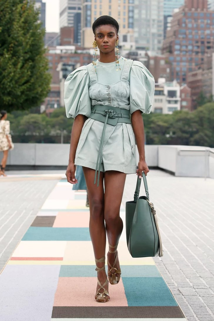Color Trend Spring 2021: Sage | What Colors to Wear in ...