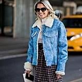 Cozy Denim Jacket