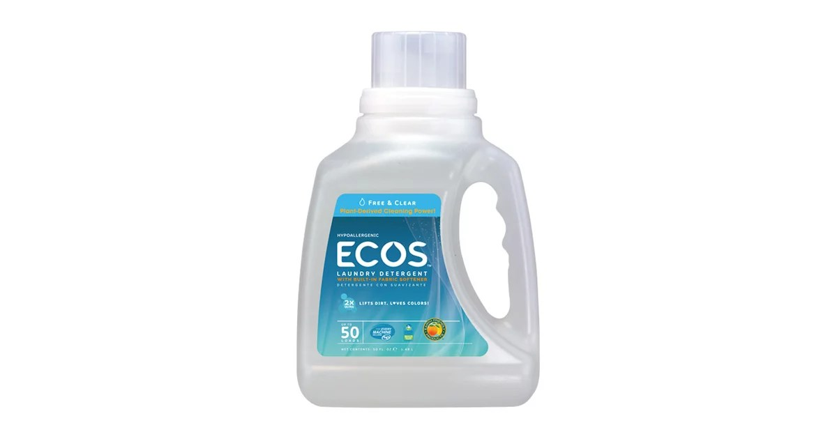 Ecos Laundry Detergent 40 Eco Friendly Natural Cleaning Products To Try Today Popsugar Smart Living Photo 34