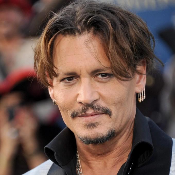 Johnny Depp   POPSUGAR Celebrity