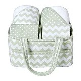 Trend Lab 6-Piece Baby Care Gift Set in Sea Foam