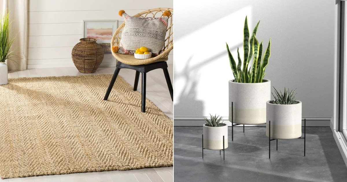 Amazon's Spring and Summer Decor Pieces Are So Stunning, You'll Be Inspired to Redecorate