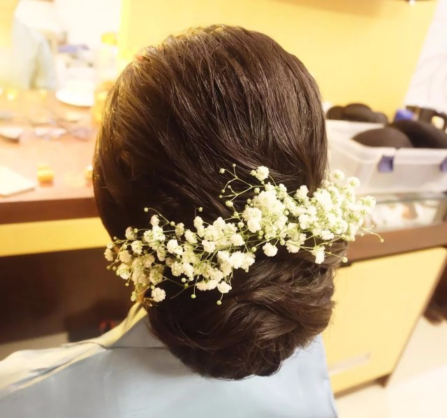 wedding hair ideas for brides without veils | popsugar beauty uk